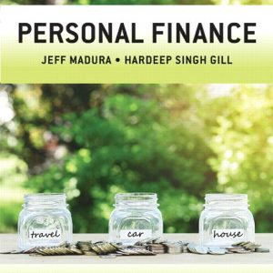 Solution Manual For Personal Finance, 4th Canadian Edition By Madura