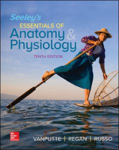 Test Bank (Complete Download) For Seeleys Essentials Of Anatomy And Physiology 10th Edition by Vanputte ISBN: 9781259864643 Instantly Downloadable Test Bank