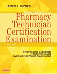 Test Bank (Complete Download) For Mosby's Review for the Pharmacy Technician Certification Examination 3rd Edition by Mizner ISBN: 9780323113373 Instantly Downloadable Test Bank