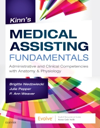 Test Bank (Complete Download) For Kinn's Medical Assisting Fundamentals 1st Edition by Niedzwiecki ISBN: 9780323551199 Instantly Downloadable Test Bank