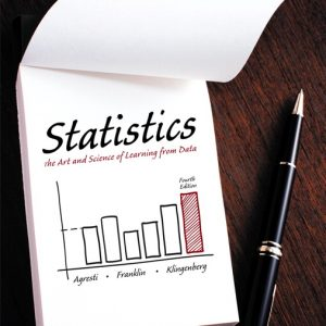 Solution Manual (Complete Download) for Statistics: The Art and Science of Learning from Data, 4th Edition By Alan Agresti, Christine A. Franklin, Bernhard Klingenberg, ISBN-13:9780133860917 Instantly Downloadable Solution Manual