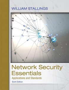 Test Bank (Complete Download) for Network Security Essentials: Applications and Standards, 6th Edition By William Stallings,ISBN-13:9780134527574 Instantly Downloadable Test Bank