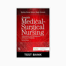 Test Bank (Download Now) For Lewis's Medical Surgical Nursing 11th Edition by Harding ISBN: 9780323551496