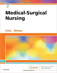 Test Bank (Complete Download) For Medical-Surgical Nursing 7th Edition by Linton ISBN: 9780323554596 Instantly Downloadable Test Bank